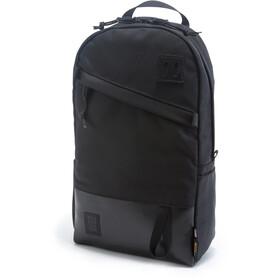 Topo Designs Daypack Leather ballisticblack/black leather